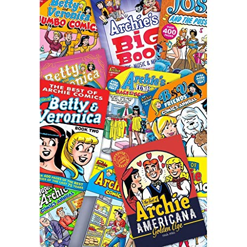 Archie Comics Classic Super Mystery Book Bundle (14 Books) from Archie Comics