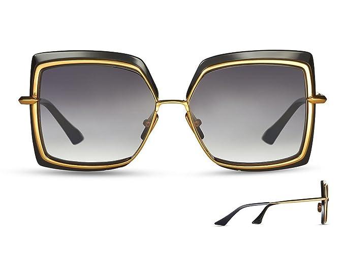 46a8b8407929 DITA Luxury Eyewear Sunglasses NARCISSUS DTS503-58-01-Z  Amazon.co.uk   Clothing