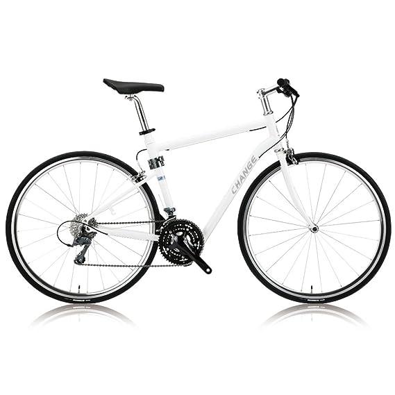 CHANGE de peso ligero de tamaño completo carretera plegable bicicleta Shimano 24 velocidades DF-702W: Amazon.es: Deportes y aire libre