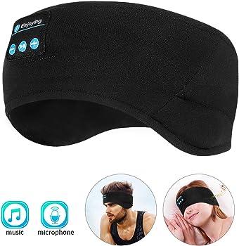 WU-MINGLU Jogging Sleep Headband Bluetooth Headphones