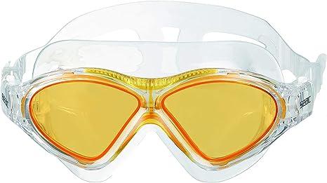 Occhialini da Nuoto in Piscina e in Mare Unisex Adulto Seac Fit