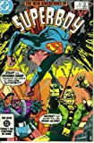 The New Adventures of Superboy #54 : The Dumbbell That Saved the Earth (DC Comics)
