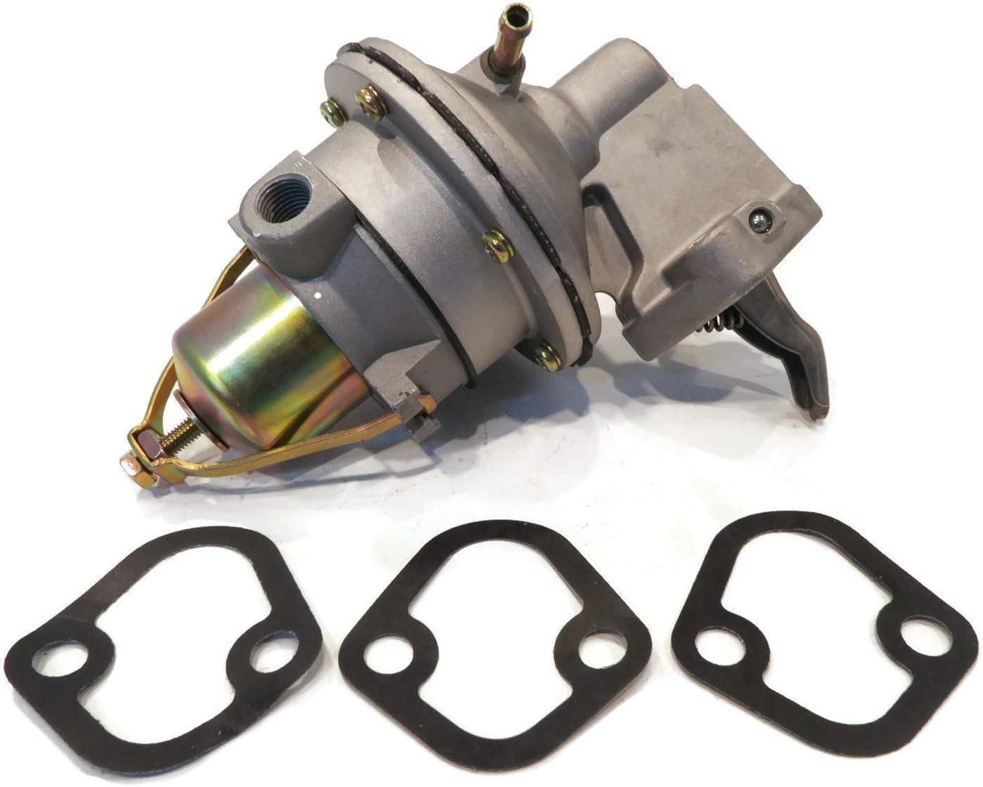The ROP Shop Fuel Pump fits Mercury MerCruiser 1989 140HP 3.0L GM 0B450801 0C856558 Engines