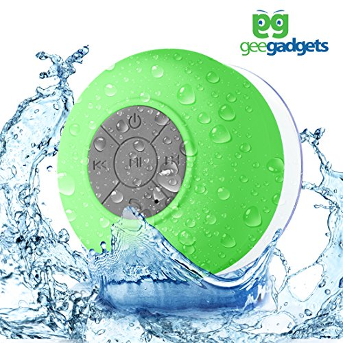 Portable Bluetooth Shower Speaker Suction product image