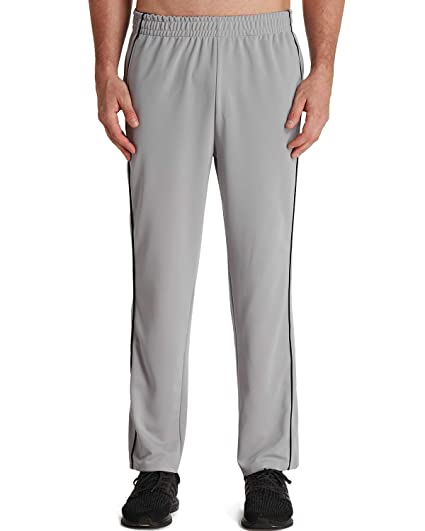 e1b5d3f7c00a3 MODCHOK Homme Pantalons Jogging Long Pants Loose Survêtement Sweat Pants  Sport Gris S