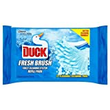 Duck Fresh Brush Refill 12's, Total 72 Refills (Pack of 6))