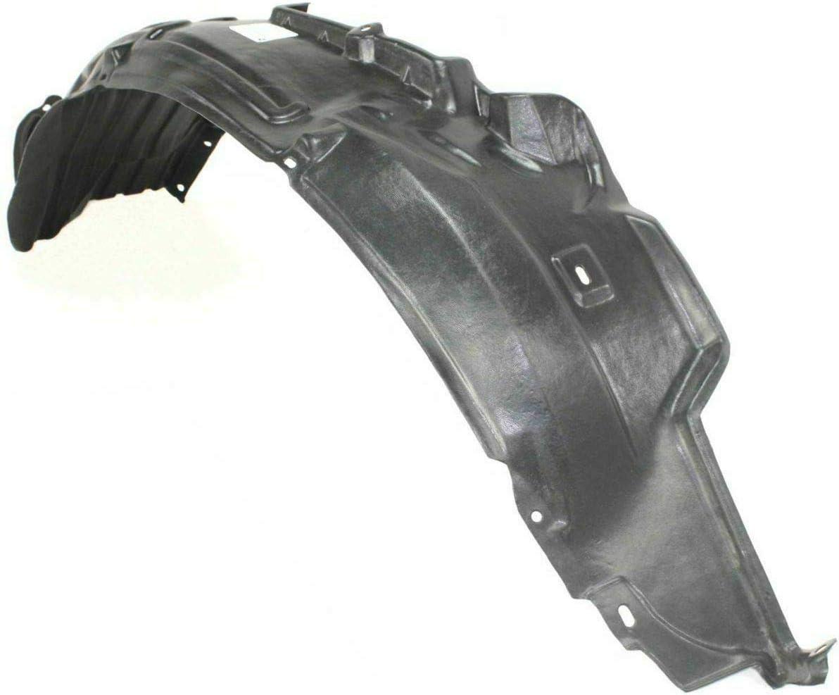 NI1250113 638438J000 Parts N Go 2002-2006 Altima Front Driver Side Fender Liner Splash Shield