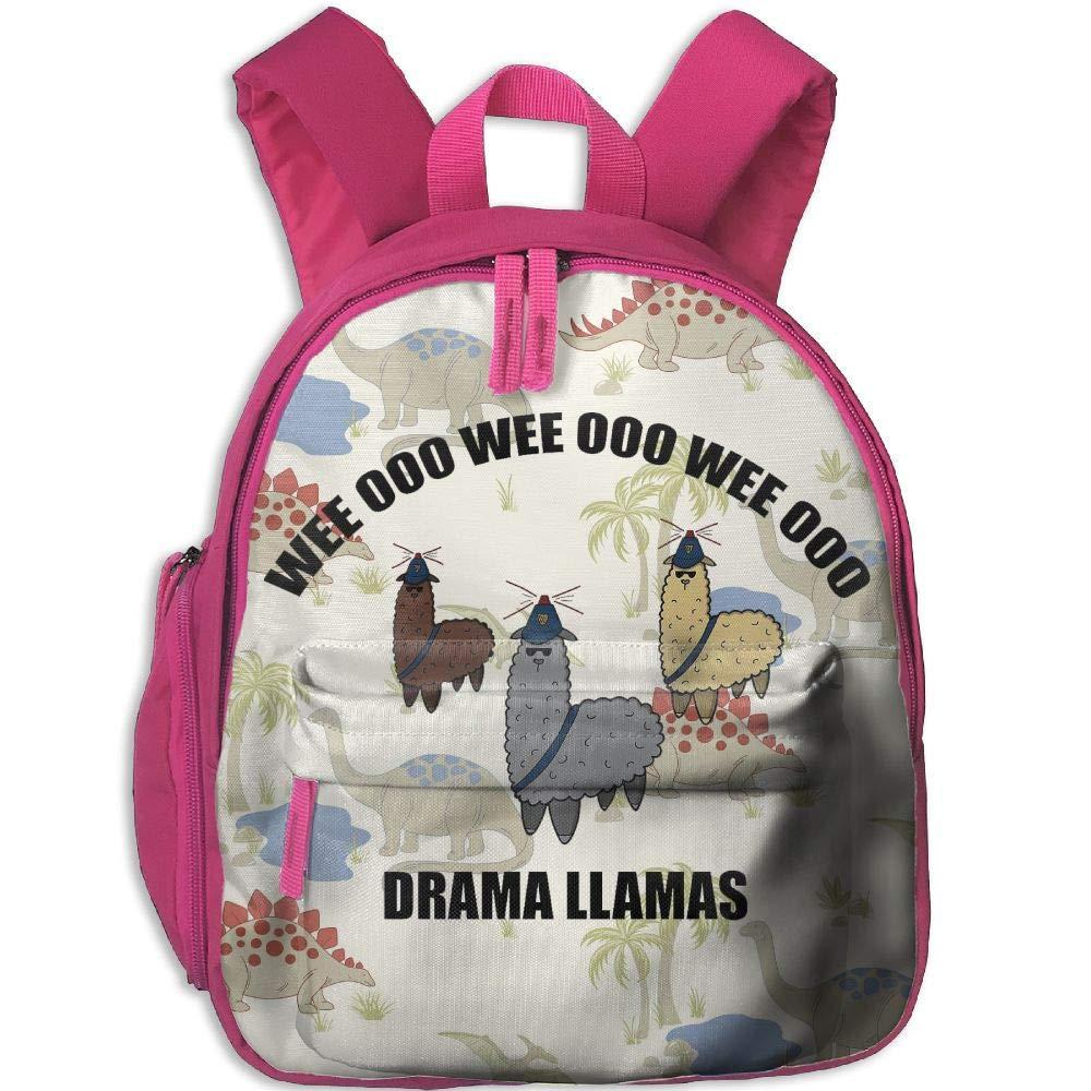 Backpack Student Llamas Fashion 3D Kids Drama Print rxCBWQoed