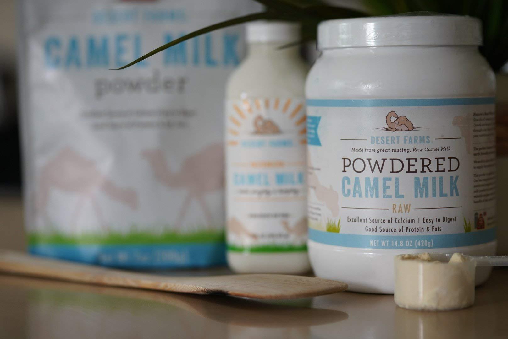 Desert Farms Camel Milk Powder by Desert Farms (Image #8)