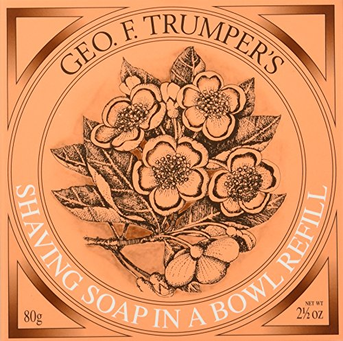 Geo F. Trumper Almond Hard Shaving Soap Refill