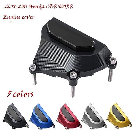 Engine Guard Slider Cover Protector for Honda CBR1000RR 2008-2011 Black