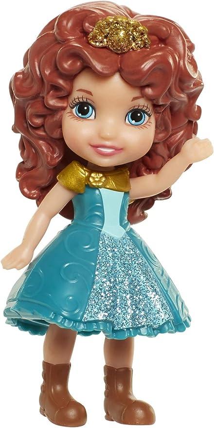 Disney Princess My First Toddler Figur 8cm Kinderpuppe Merida Uk Import Spielzeug