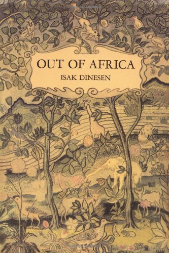 Book cover for Out of Africa