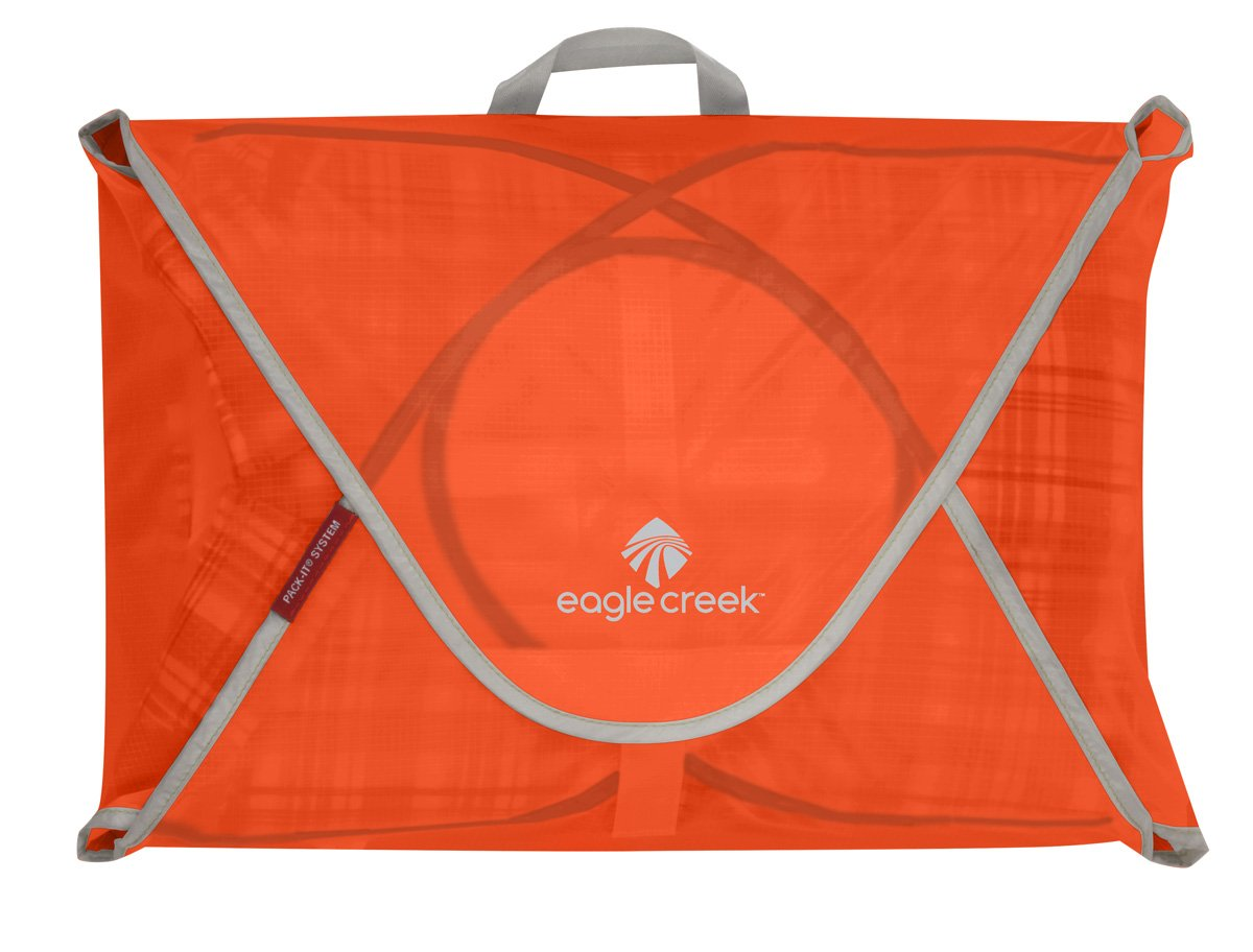 Eagle Creek Pack It Specter Garment Folder , Flame Orange,  Medium by Eagle Creek