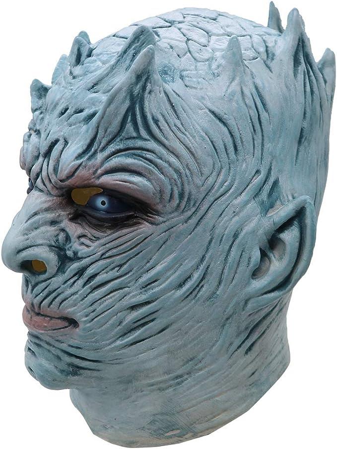HOCOL Máscara de Halloween, máscara de Cabeza Completa de látex ...