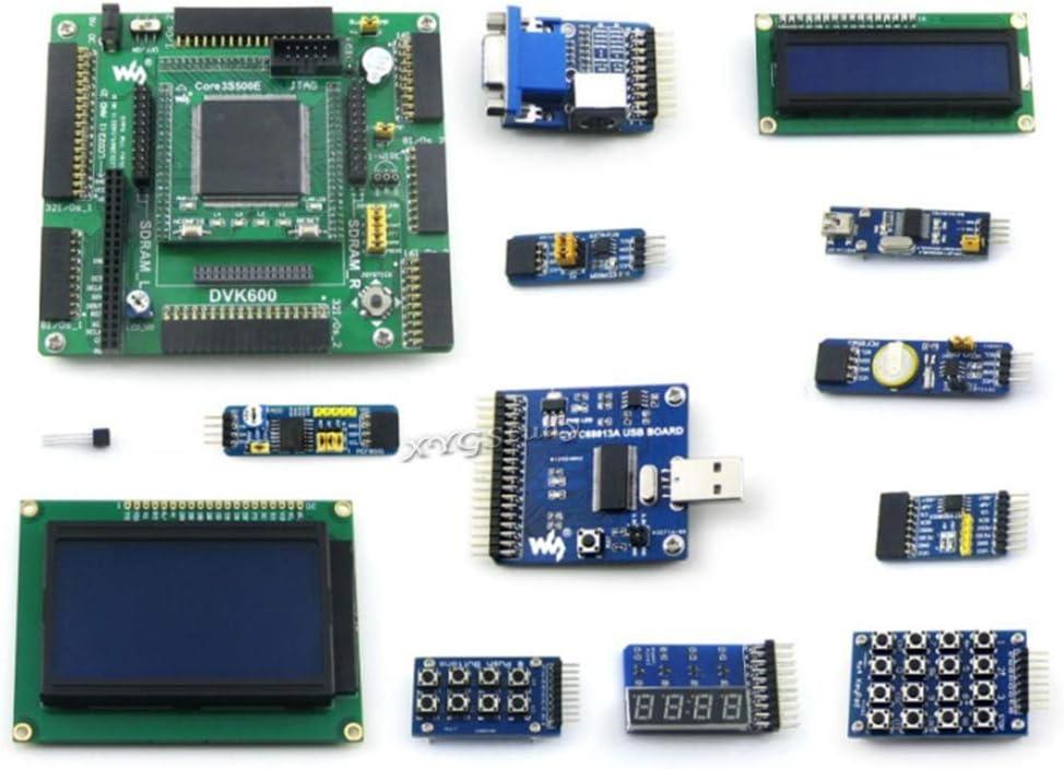 Pack 2 Open3s500e B Xilinx Xc3s500e Spartan 3e Fpga Development Board Lcd1602 Lcd12864 12 Kits Xygstudy Computers Accessories Amazon Com