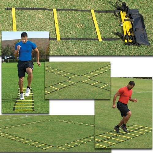 Fixed Rung Agility Ladder by BSN