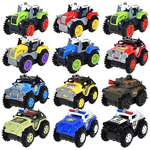 Rabung Kinder Elektro Stunt Flip Auto Spielzeug Auto Cartoon Puzzle Dump Truck Offroad Kletterer Klettern Fahrzeug
