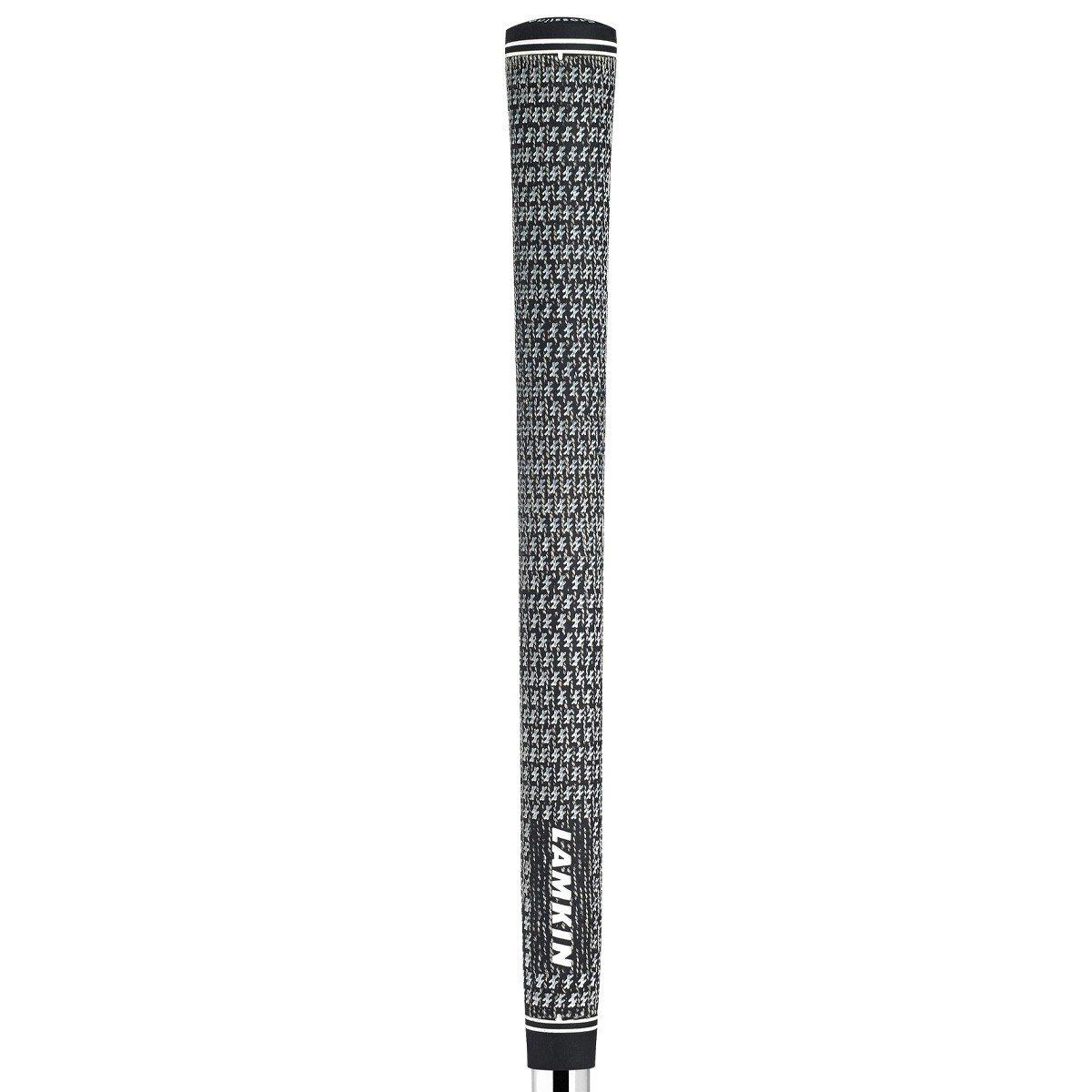 Lamkin Crossline cord Midsize (+1/16 Inch ) 13 Piece Golf Grip Bundle (