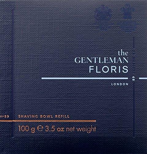 Floris London No.89 Shaving Soap Refill, 3.4 ()