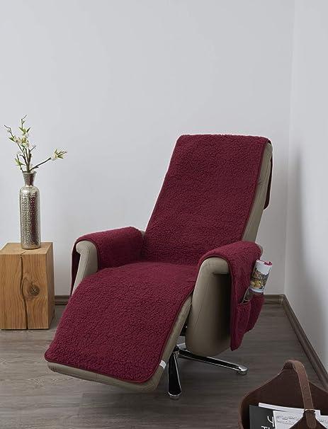 K. & N. Lana de Lana para sillón con reposabrazos Schoner y ...