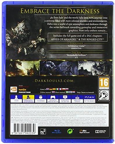 Jeu Dark Souls III (3) édition Goty - Actualités des Jeux Videos