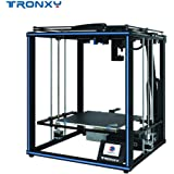 Aibecy【TRONXY X5SA PRO】3Dプリンター 高精度レールシステム Taitan押出機 アップグレード版オートレベリング+フィラメント検出+中断復帰機能 造形サイズ 330×330×400mm