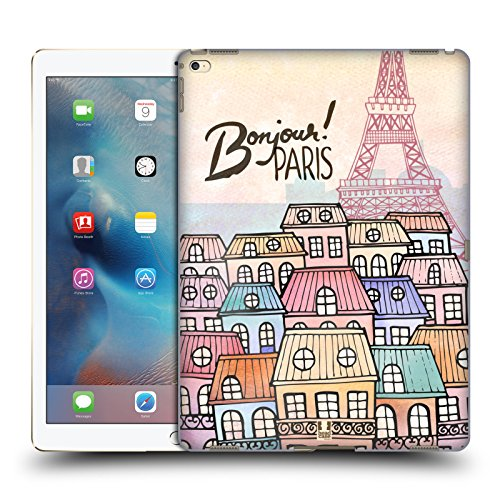 Head Case Designs Townhouses I Dream Of Paris Hard Back Case for (Case Townhouse)