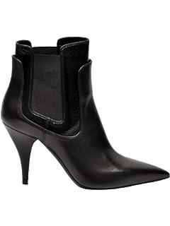 1f518l0901x547m41 cuir noirs Escarpins Casadei Women en 8nkwOP0X