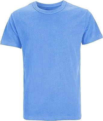 COSAVOROCK Camisetas Grueso de Algodón para Hombres: Amazon.es: Ropa y accesorios