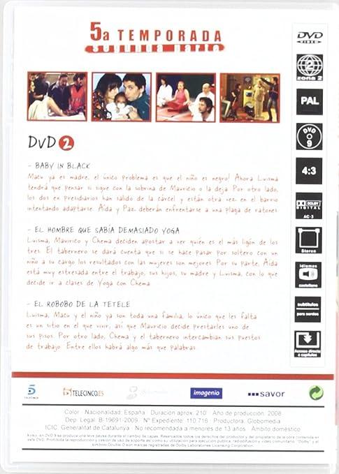 Amazon.com: Aída : 5ª Temporada - 2ª Parte (2005) (5 Dvds ...