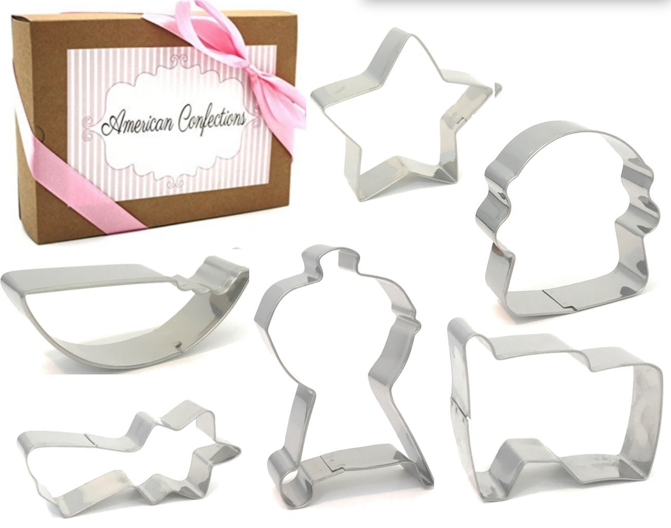 Memorial Day 4th of July Cookie Cutter