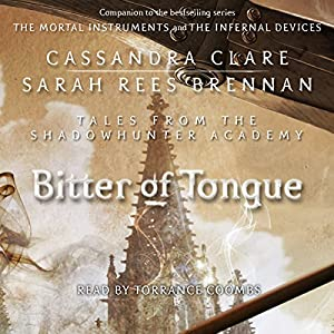Bitter of Tongue Hörbuch