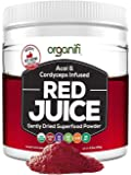 Organifi: Red Juice- Organic Superfood Supplement Powder - 30 Day Supply - USDA Certified Organic, Boosts Metabolism, and Reverses The Signs of Aging