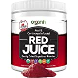 Organifi: Red Juice- Organic Superfood Supplement Powder - 30-Day Supply - Supports Immunity, Skin Health and Weight Loss Man