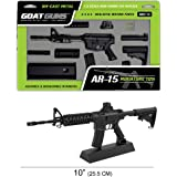 GoatGuns Miniature AR15 Model | 1/3 Scale Build Kit