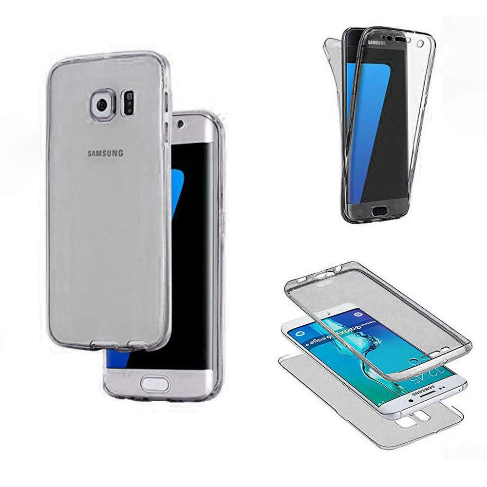SevenPanda Funda para Samsung Galaxy Note 8 Cubierta para teléfono Móvil de 360 Grados, Tapa Completa, Frente Trasero, Doble Protección Redonda Funda ...