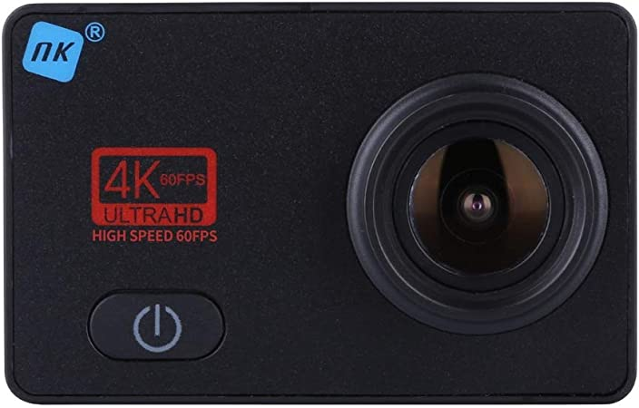 NK Cámara Deportiva subacuática Hole 4K Ultra HD 60 FPS, 16MP ...