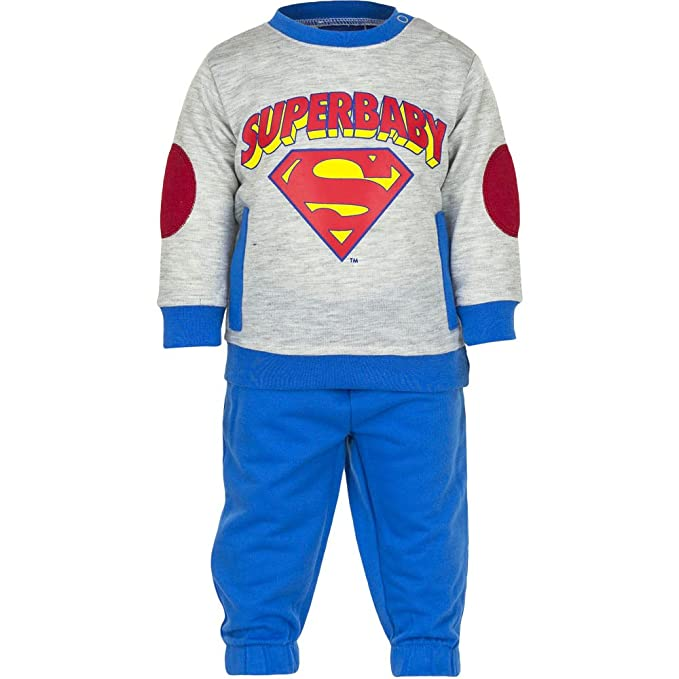 Super Baby - Super Baby - Superman - Super Man Jogging Traje ...
