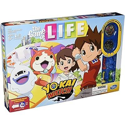 The Game of Life: Yo-kai Watch Edition: Toys & Games