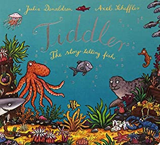 book cover of Tiddler