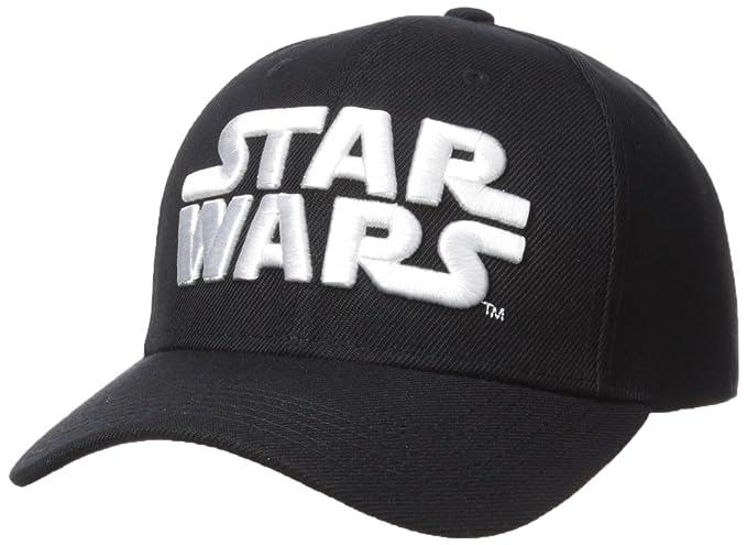 53d6fc770 STAR WARS Logo Baseball Cap