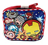 Marvel Avengers Baby Animated Insulated Lunch Bag for Children