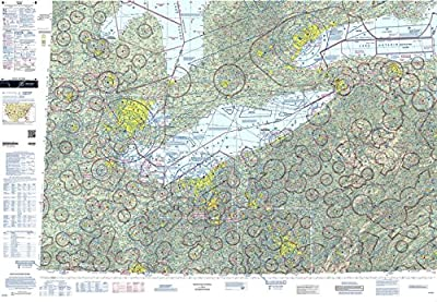 FAA Chart: VFR Sectional DETROIT SDET (Current Edition)