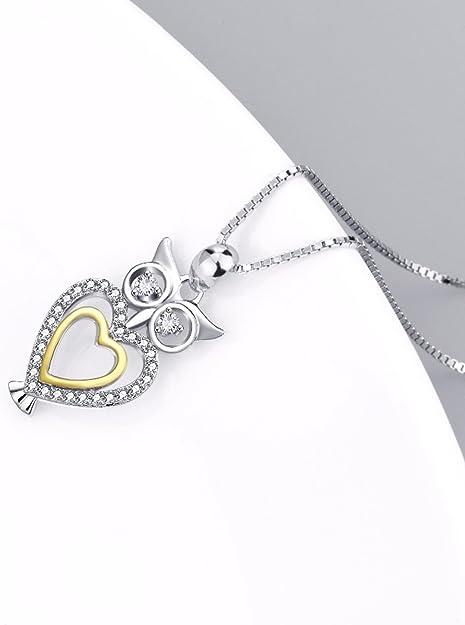 DiamondJewelryNY Sterling Silver Peregrine Pendant