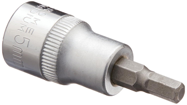 Micro llave de vaso de 30 mm 7044Z 4,5 x 30 mm Ref Envase de 10 Ud 70444045 WIHA 40659