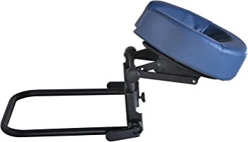 Master Massage Home Mattress Top Massage Kit Adjustable Headrest & Face Cushion Family Use Massage Equipment