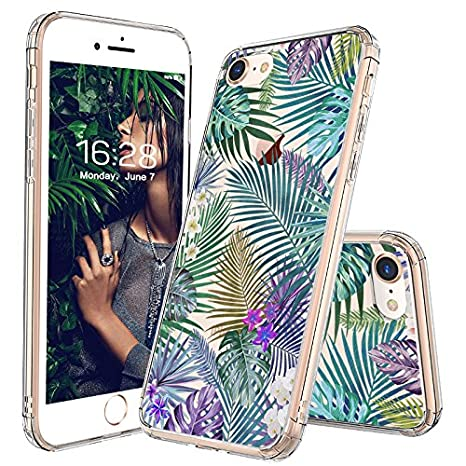 iphone 8 coque palmier