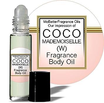 39a6757c056 Amazon.com  Coco Mademoiselle Chanel Type  (W) Women Fragrance ...