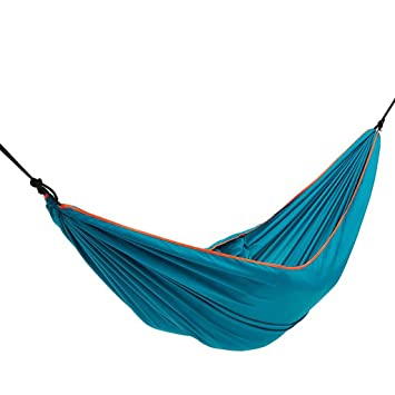 Decathlon exterior sola hamaca doble oscilación QUECHUA acampar al aire libre